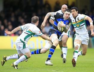 Bath Rugby v Northampton Saints Aviva Premiership