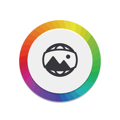 Multi-Color Streamline App Icon