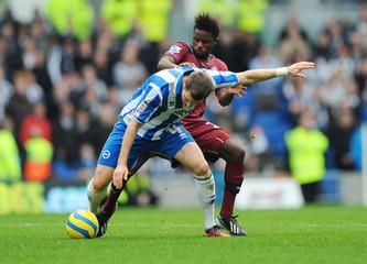 Brighton & Hove Albion v Newcastle United - FA Cup Third Round