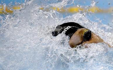 Swimming - Men's 100m Freestyle Semifinals