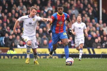 Crystal Palace v Leeds United - npower Football League Championship