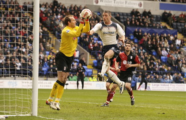 Bolton Wanderers v Fulham Barclays Premier League
