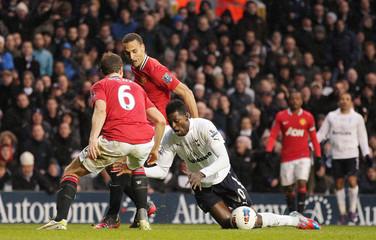 Tottenham Hotspur v Manchester United Barclays Premier League