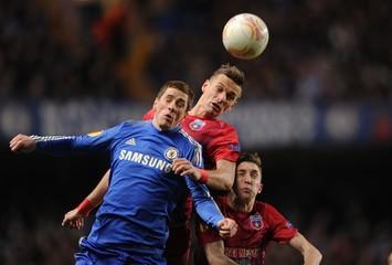 Chelsea v Steaua Bucharest - UEFA Europa League Third Round Second Leg