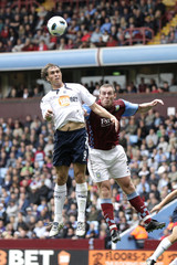 Aston Villa v Bolton Wanderers Barclays Premier League