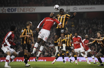 Arsenal v Hull City FA Cup Quarter Final