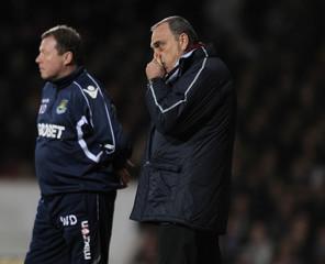 West Ham United v Arsenal Barclays Premier League