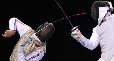 International Fencing Invitational - London 2012 Test Event