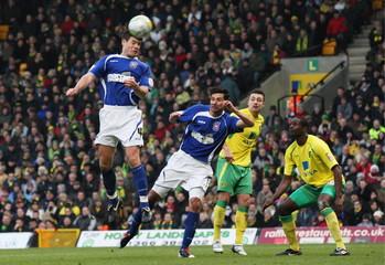 Norwich City v Ipswich Town npower Football League Championship