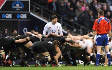 England v New Zealand - QBE International