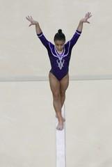 2016 Rio Olympics - Artistic Gymnastics - Women's Balance Beam Final
