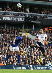 Tottenham Hotspur v Everton Barclays Premier League
