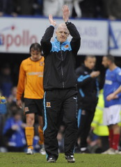 Portsmouth v Hull City Barclays Premier League