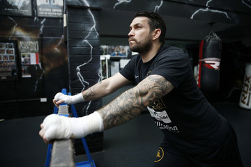 Paul Smith ahead of his WBA Super Middleweight Title challenge against Andre Ward
