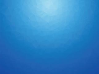 blue ocean geometric pattern