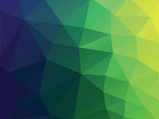 geometric green diamon texture background