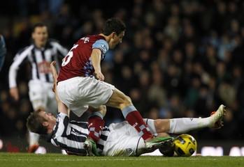Aston Villa v West Bromwich Albion Barclays Premier League