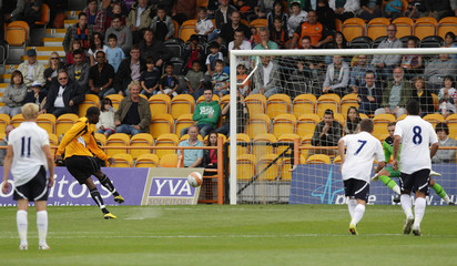 Barnet v Tottenham Hotspur XI Lee Harrison Testimonial - Pre Season Friendly