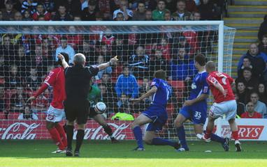 Barnsley v Ipswich Town Coca-Cola Football League Championship