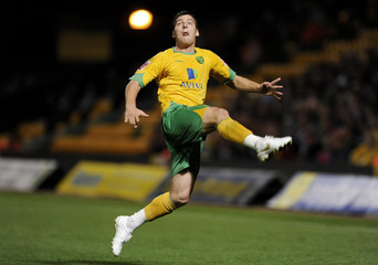 Norwich City v Brentford Johnstone's Paint Trophy Southern Section First Round