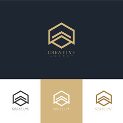 hexagon finance logo