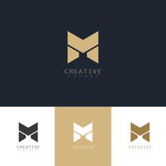 letter M company logo