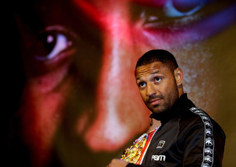 Kell Brook Press Conference
