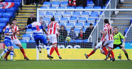 Reading v Sheffield United - FA Cup Fourth Round