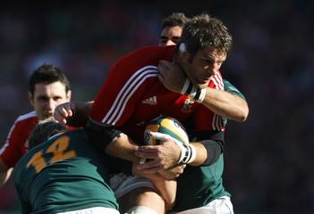 South Africa v British & Irish Lions Second Test - 2009 British & Irish Lions Tour of South Africa