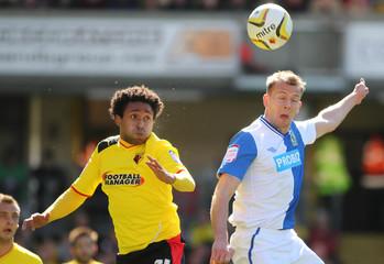 Watford v Blackburn Rovers - npower Football League Championship