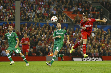 Liverpool v PFC Ludogorets Razgrad - UEFA Champions League Group Stage Matchday One Group B