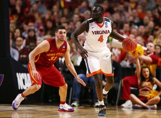 NCAA Basketball: NCAA Tournament-Midwest Regional-Iowa State vs Virginia