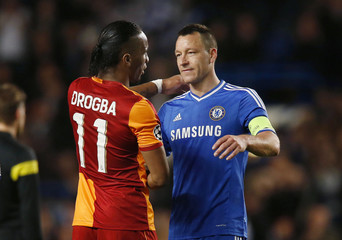 Chelsea v Galatasaray - UEFA Champions League Second Round Second Leg