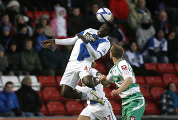Blackburn Rovers v Queens Park Rangers FA Cup Third Round