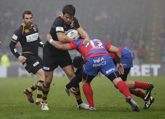 London Wasps v Rugby Rovigo Amlin European Challenge Cup Pool Three