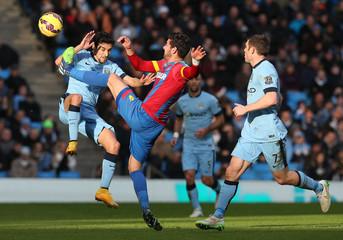 Manchester City v Crystal Palace - Barclays Premier League