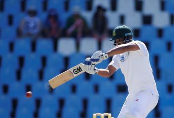 Cricket - New Zealand v South Africa - second cricket test match