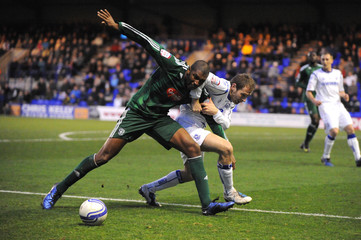 Tranmere Rovers v Plymouth Argyle npower Football League One