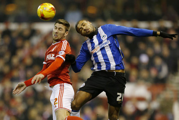 Nottingham Forest v Wigan Athletic - Sky Bet Football League Championship