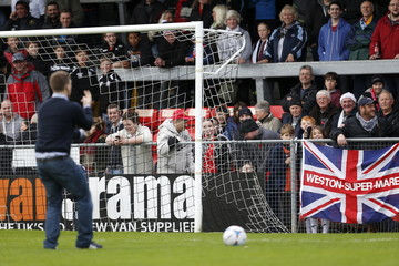 Weston-super-Mare v Doncaster Rovers - FA Cup First Round