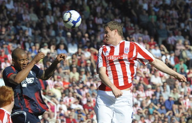 Stoke City v Bolton Wanderers Barclays Premier League