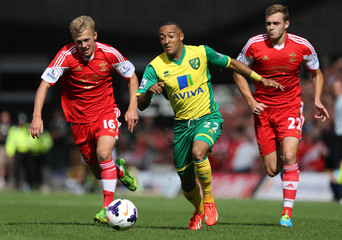 Norwich City v Southampton - Barclays Premier League