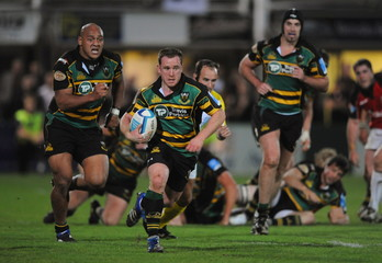 Northampton Saints v Saracens 2008/09 European Challenge Cup Semi Final