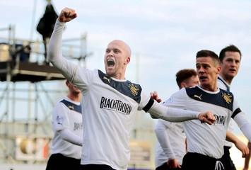 Falkirk v Rangers - William Hill Scottish FA Cup Fourth Round