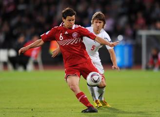 Denmark v Belarus 2011 UEFA European Under-21 Championship Group A
