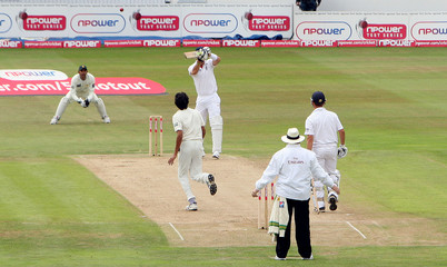England v Pakistan npower Test Series Second Test