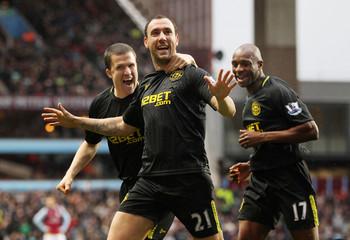 Aston Villa v Wigan Athletic - Barclays Premier League
