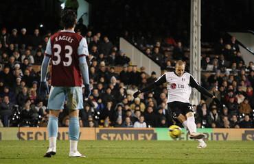 Fulham v Burnley Barclays Premier League
