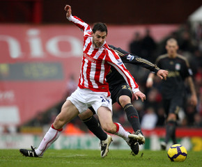 Stoke City v Liverpool Barclays Premier League