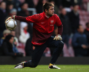 West Ham United v Arsenal FA Cup Third Round